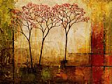 2010 Mike Klung Morning Luster II painting