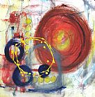 2010 Opposites Abstract painting