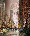 2011 dessapt ny 5th avenue painting