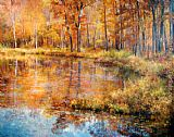 2011 fall scene painting