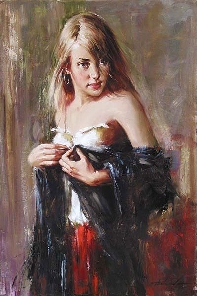 Andrew Atroshenko First Love