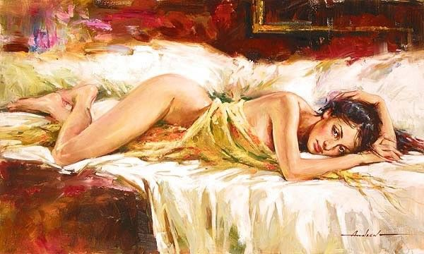 Andrew Atroshenko Late Morning