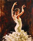 Andrew Atroshenko Pale Beauty painting