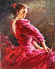 Andrew Atroshenko dance of seduction painting