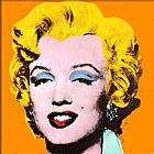 Andy Warhol Marilyn painting