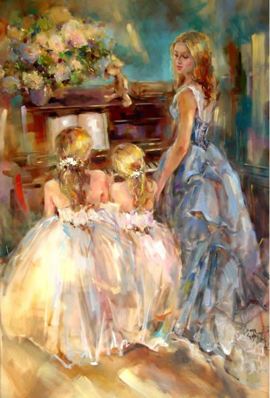 Anna Razumovskaya A Time to Remember