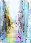 Anna Razumovskaya City I've never been 5 painting