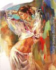 Anna Razumovskaya Dancing With the Sun painting