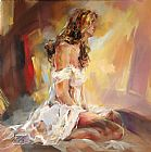 Anna Razumovskaya Future Dreams painting
