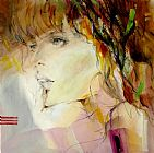 Anna Razumovskaya Scent of a Woman 2 painting