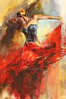 Anna Razumovskaya She Dances In Beauty 1 painting