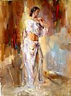 Anna Razumovskaya Sinful Dreams painting