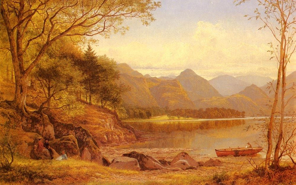 Benjamin Williams Leader Derwentwater