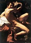 Caravaggio St. John the Baptist painting