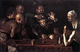 Caravaggio The Tooth Drawer painting