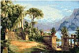 from the lake no. 1 Canvas Prints - Lodge on Lake Como 3