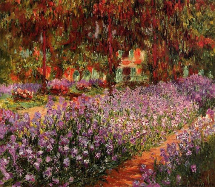 Claude Monet The Garden