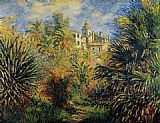 Claude Monet The Moreno Garden at Bordighera painting