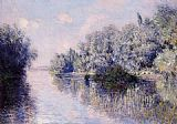 Claude Monet The Seine near Giverny 1 painting