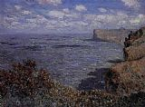 Claude Monet View Taken from Greinval painting