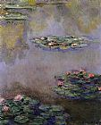 Claude Monet Water-Lilies 03 painting