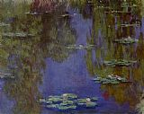 Claude Monet Water-Lilies 34 painting