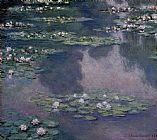 Claude Monet Water-Lilies 36 painting