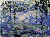 Claude Monet Water-Lilies 38 painting