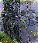 Claude Monet Water-Lilies 39 painting