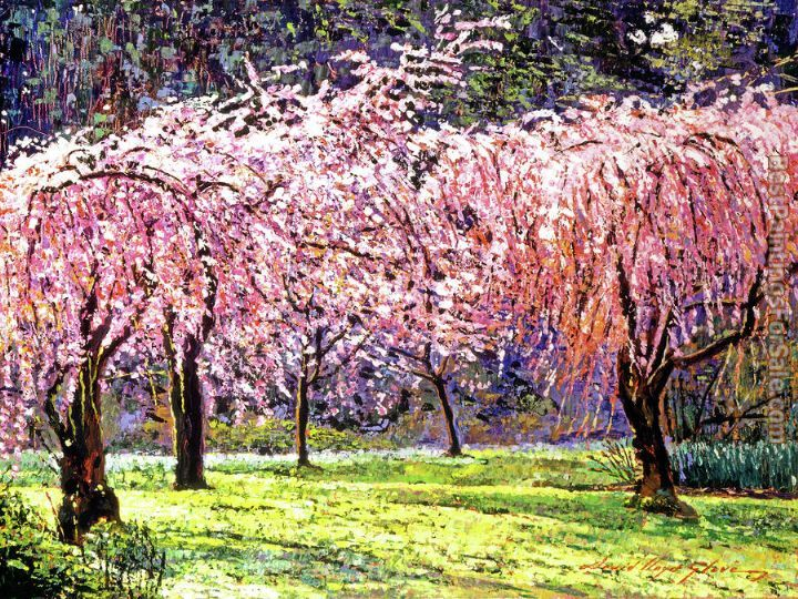 David Lloyd Glover Blossom Fantasy