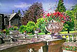 David Lloyd Glover Victoria painting