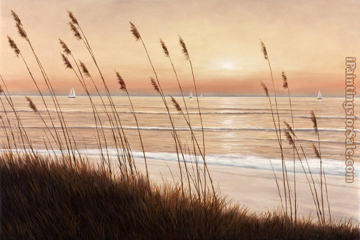 Diane Romanello Breezy Sunset