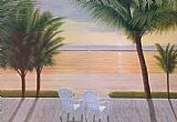 Diane Romanello Palm Bay Dreaming painting