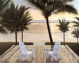 Diane Romanello Palm Beach Retreat painting