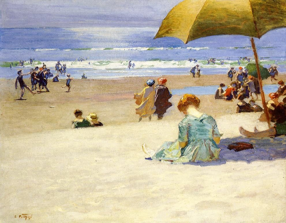 Edward Henry Potthast Hourtide