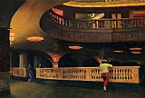 Edward Hopper Sheridan Theatre painting