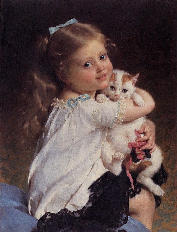 Emile Munier Her Best Friend