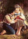 Emile Munier A Special Moment I painting