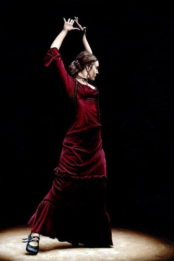 Flamenco Dancer Duende 2
