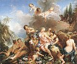 Francois Boucher The Rape of Europa painting