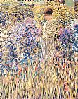 lady agnew Canvas Prints - Lady in a Garden