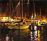 Garmash EVENING SHIMMER painting