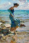 Garmash The Allure painting
