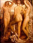 George Frederick Watts The Three Graces painting
