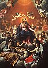 Guido Reni The Coronation of the Virgin painting