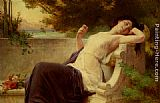 Guillaume Seignac An Afternoon Rest painting