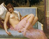 Guillaume Seignac Idolence painting