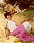 Guillaume Seignac L'Innocence painting