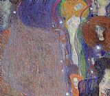 Gustav Klimt Irrlichter (Will-O'-The Wisps) painting