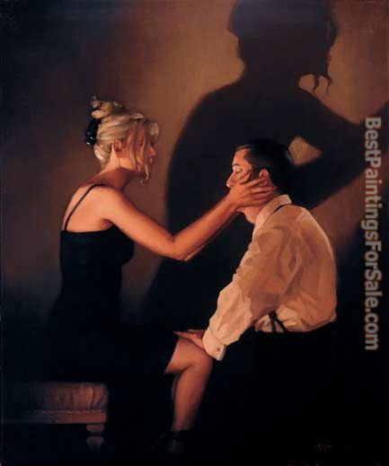 Jack Vettriano At Last my Lovely